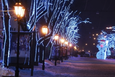 How to celebrate Christmas in Odessa in 2021