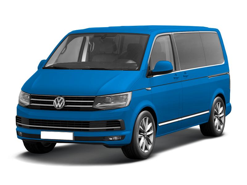 VW Caravelle car hire