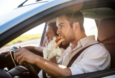 Eating Behind the Wheel: Do's and Don'ts