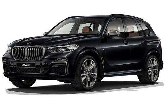 BMW X5 M paket wynajem samochodów