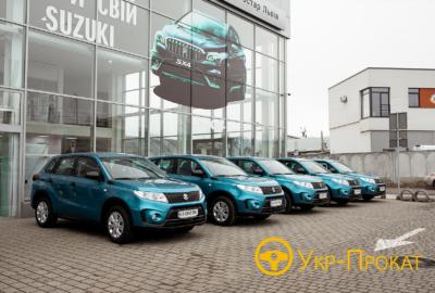 New auto Suzuki Vitara crossovers