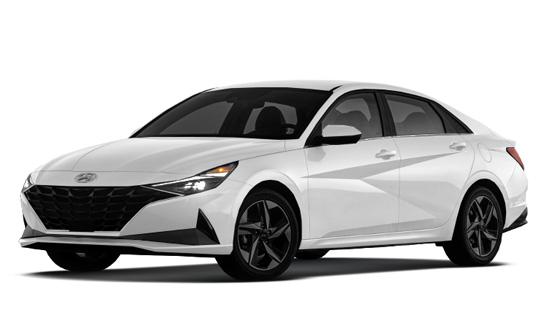 Hyundai Elantra car hire