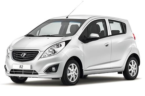 Chevrolet Spark/Ravon2 wynajem samochodów